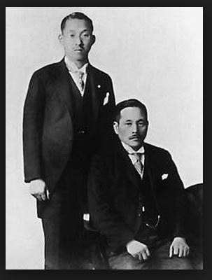 Josei Toda and Makaguchi